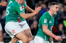 Farrell praises Sexton for 'super job' as Ireland captain during Six Nations