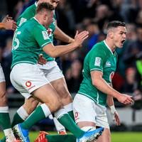 Farrell praises Sexton for 'super job' as Ireland captain during Six Nations