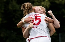 Ireland's Amber Barrett signs contract extension with FC Köln