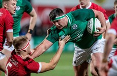 Leinster backing 20-year-old prospect Clarkson to step up at tighthead prop