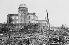Sitdown Sunday: Survivors remember the moment the bomb hit Hiroshima