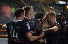 Wet-weather masterclass sees Rebels upset high-flying Brumbies