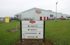 Offaly meat factory announces suspension of operations following criticism for opening this morning
