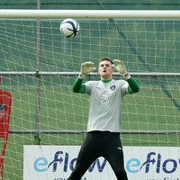 Irish 'keeper Lawlor makes loan move to Harry Kewell's Oldham