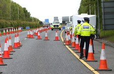 People living in Kildare, Laois and Offaly told to expect garda checkpoints enforcing new restrictions