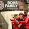 Bohemians earn stunning win to hurt Dundalk's title hopes