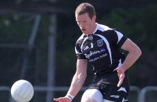 Taylor into Sligo team for Connacht decider