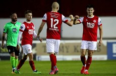 Dundalk loanee makes swift impact as St Pat's beat Finn Harps