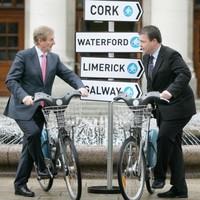 On your bike: Bacik wants more Senators and TDs to cycle to work