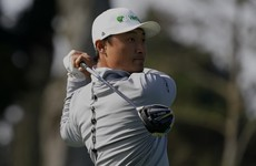 China's Number 1 off to hot start at the PGA Championship