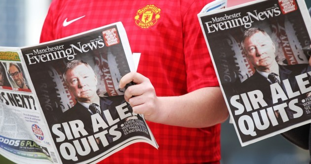 Quiz: How well do you recall the 2012-13 Premier League season?