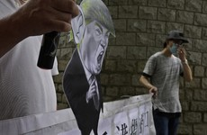 US-China relations deteriorate further as Beijing slams 'barbarous' sanctions placed on Hong Kong