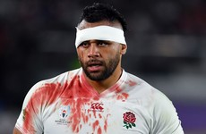Vunipola says he let down England at World Cup and hopes for better relationship with brother