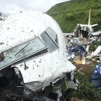 Survivors of India air crash describe terrifying ordeal on hilltop runway