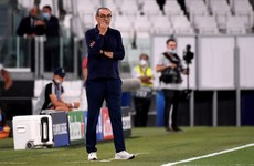 Juventus sack Maurizio Sarri following Champions League exit