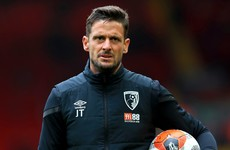 Eddie Howe's assistant steps up to take Bournemouth job