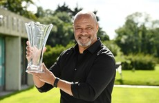 Irish football legends Paul McGrath and Anne O'Brien inducted into hall of fame