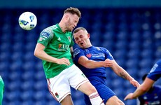 Waterford end difficult week with draw against Cork City