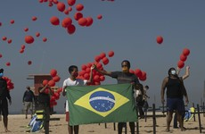Brazil reaches grim milestone of 100,000 deaths from Covid-19