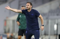Frank Lampard focused on new signings as Chelsea season ends with Bayern defeat