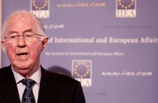 'A convinced European': Former Labour TD and IIEA founder Brendan Halligan dies aged 84