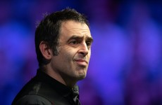 Ronnie O'Sullivan roars into quarter-finals despite Crucible 'stress'