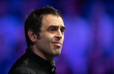 Ronnie O'Sullivan roars into quarter-finals despite Crucible 'stress'