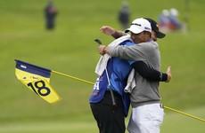 23-year-old Collin Morikawa wins PGA Championship with eagle on 16th hole