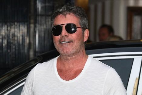 File image of Simon Cowell.