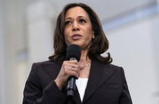 California Senator Kamala Harris named as Joe Biden's vice-presidential running mate
