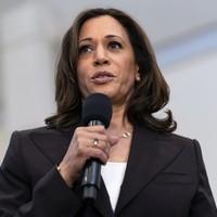 California Senator Kamala Harris named as Joe Biden's vice-presidential running mate