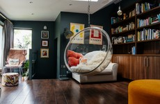 'We finally found a perfect spot for the bubble chair': Paula shares her beloved chill-out room