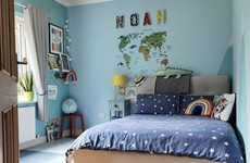 Get The Look: 6 high street buys to recreate Noah's clever and colourful bedroom