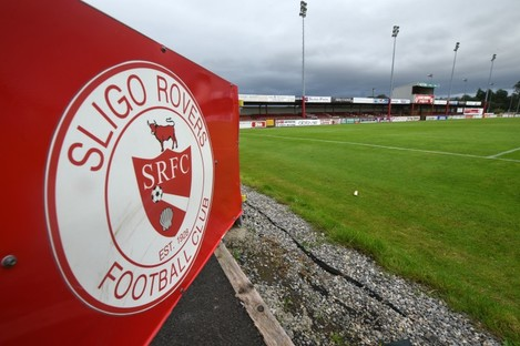 A view of the Showgrounds.