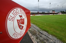 Covid-postponed clash between Sligo and Waterford rearranged