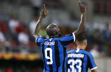 Lukaku leads Inter Milan into Europa League semi-finals