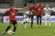 Man Utd need extra-time penalty from Fernandes to edge past Copenhagen
