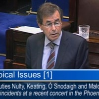 Shatter: MCD should apologise for 'level of disorder' at Phoenix Park gig