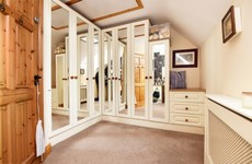 4 of a kind: Homes with dressing rooms for getting ready in style