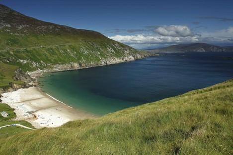 Keem Beach on Achill Island.