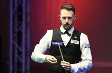Reigning champion Judd Trump knocked out of World Championship