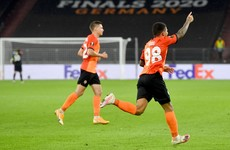 Shakhtar hammer Basel to reach Europa League semi-finals