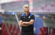Atalanta coach takes 'extra motivation' from Bergamo's virus suffering