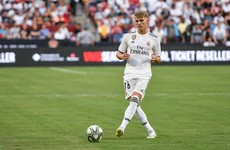 Former Norwegian wonderkid returns to Real Madrid after loan spell ends