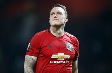 Twitter apologises to Man United's Jones over online jibe