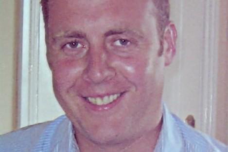 Detective Garda Adrian Donohoe, who was shot dead in 2013