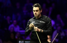 O'Sullivan gets the better of Selby in semi-final first session as humidity threatens to wreak havoc