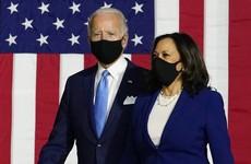 Biden and Harris vow to 'rebuild' America post-Trump
