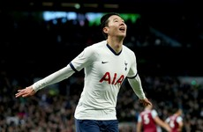 Spurs' Son wins Premier League Goal of the Season for solo effort against Burnley