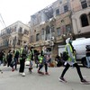 Lebanon's parliament approves two-week state of emergency in Beirut